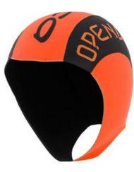 2015 Orca Neoprene Swim Cap High Vis Orange