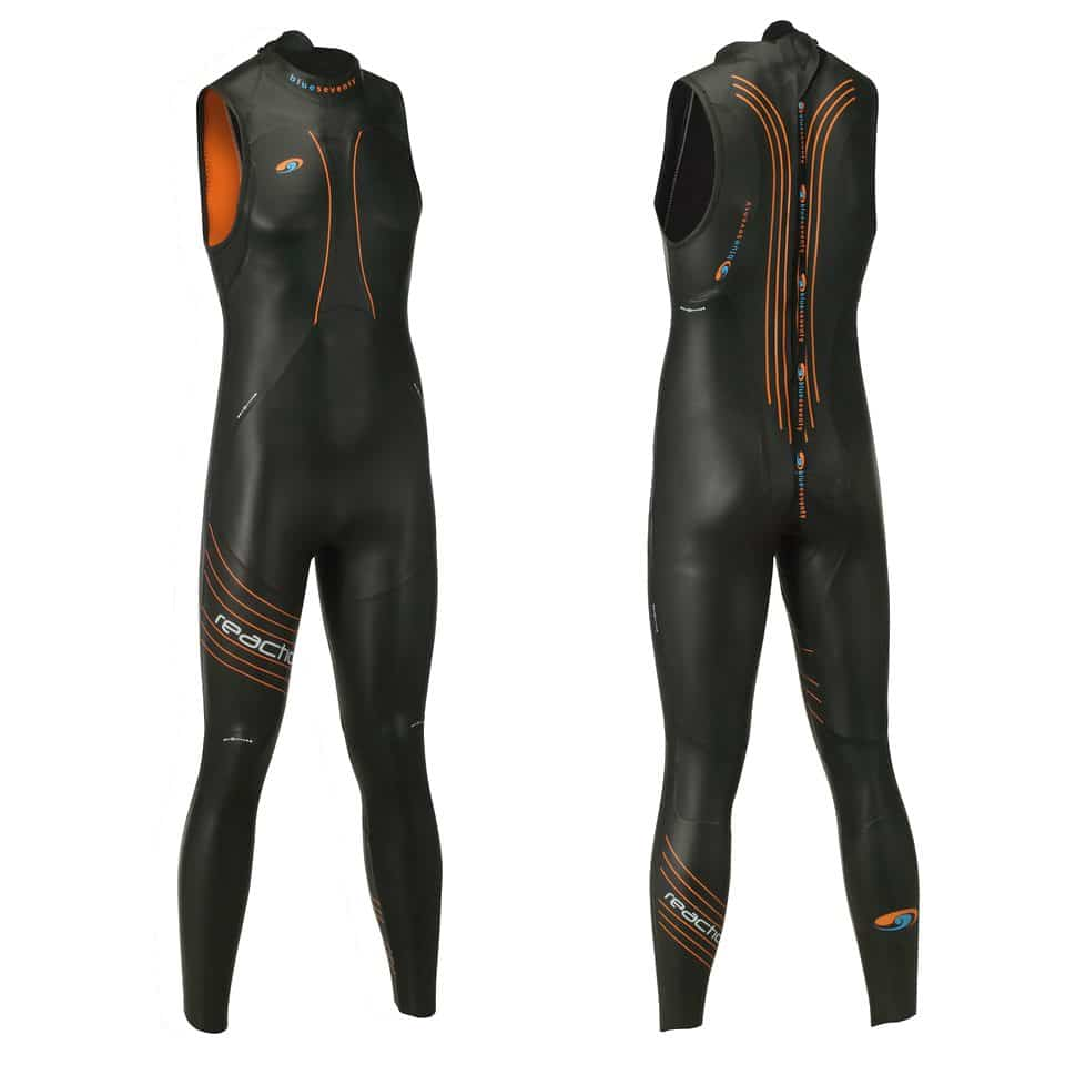 d981598d7c48 Blueseventy Men's Reaction Sleeveless Triathlon Wetsuit -Size Small ONLY-  Save 30%
