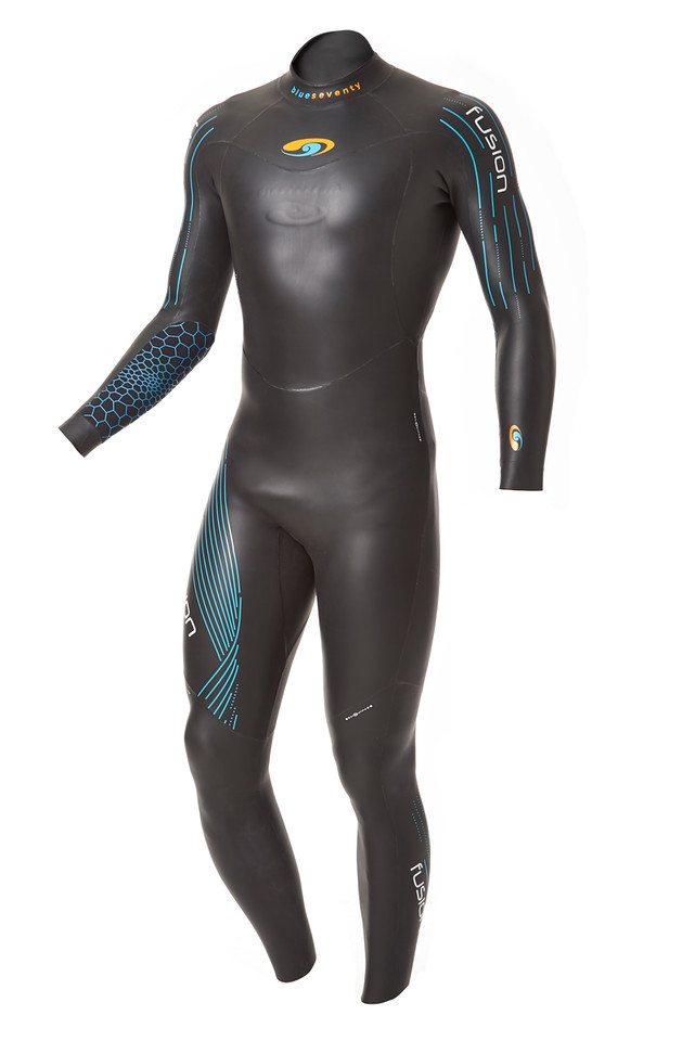 Blueseventy Mens Fusion Fullsleeve Triathlon wetsuit