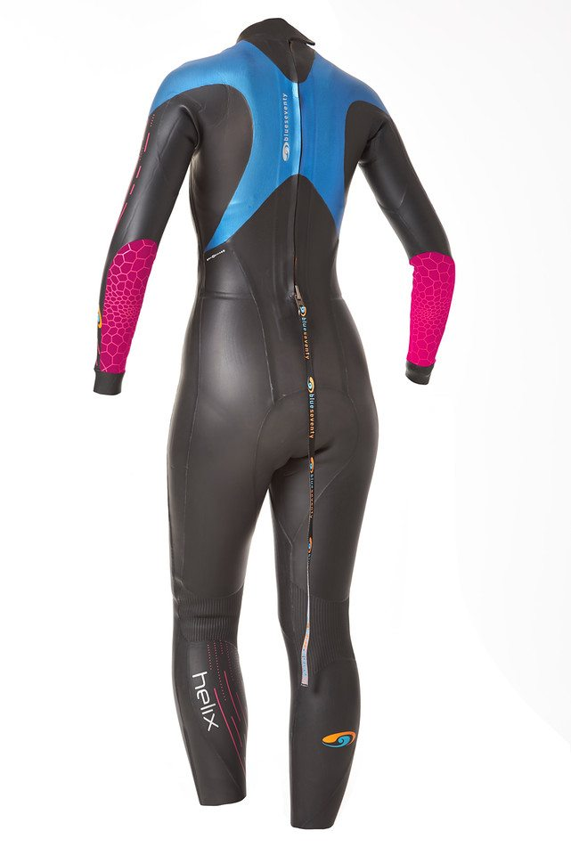 blueseventy women helix fullsleeve triathlon wetsuits