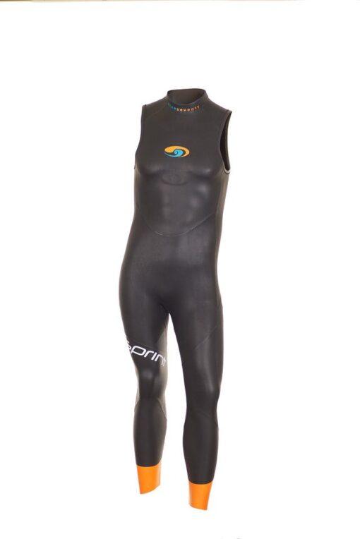 blueseventy mens sprint long john triathlon wetsuit