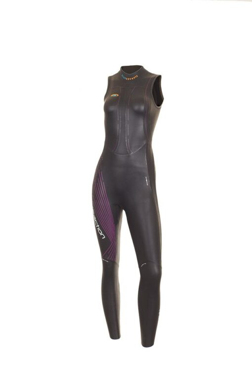 Blueseventy Womens Reaction Long John Triathlon wetsuits