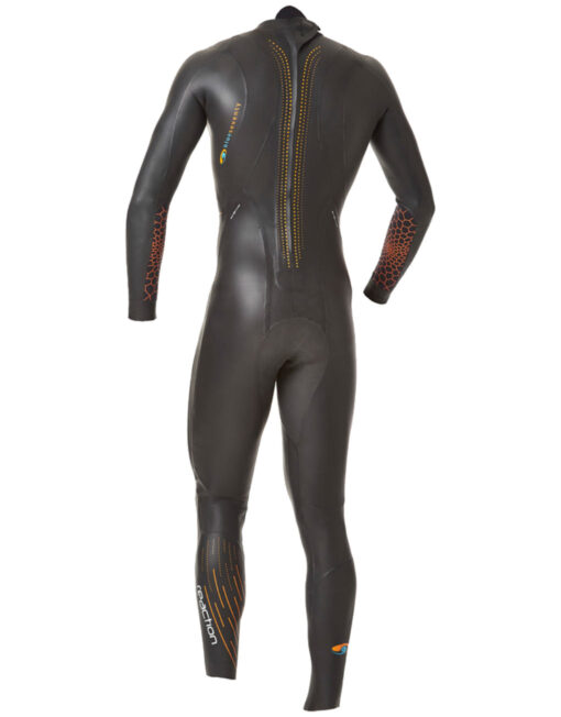 blueseventy men reaction fullsleeve wetsuit