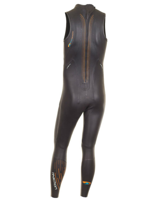 blueseventy men reaction long john triathlon wetsuit