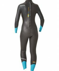 Blueseventy Womens Sprint Fullsleeve Triathlon wetsuit