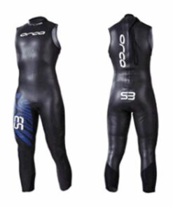 Orca Men's S3 Sleeveless Triathlon Wetsuit