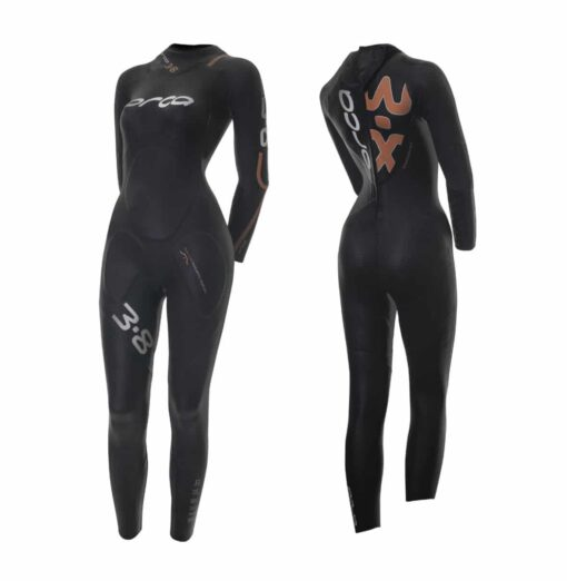 Women's Orca 3.8 Enduro Triathlon Wetsuit