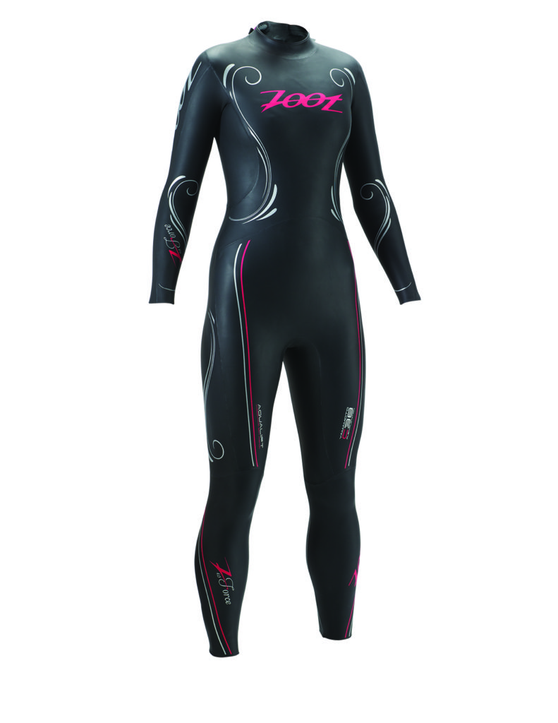 Zoot Z Force 1 0 Fullsleeve Women's Triathlon Suit- CLEARANCE- Size XL ONLY