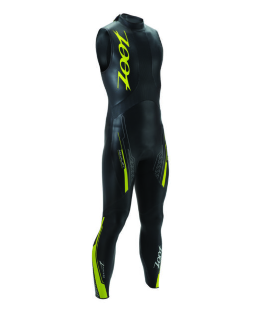 Zoot Z Force 3.0 Men's Sleeveless Triathlon Wetsuit