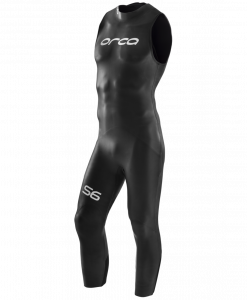 Men's Orca S6 Sleeveless Triathlon Wetsuit