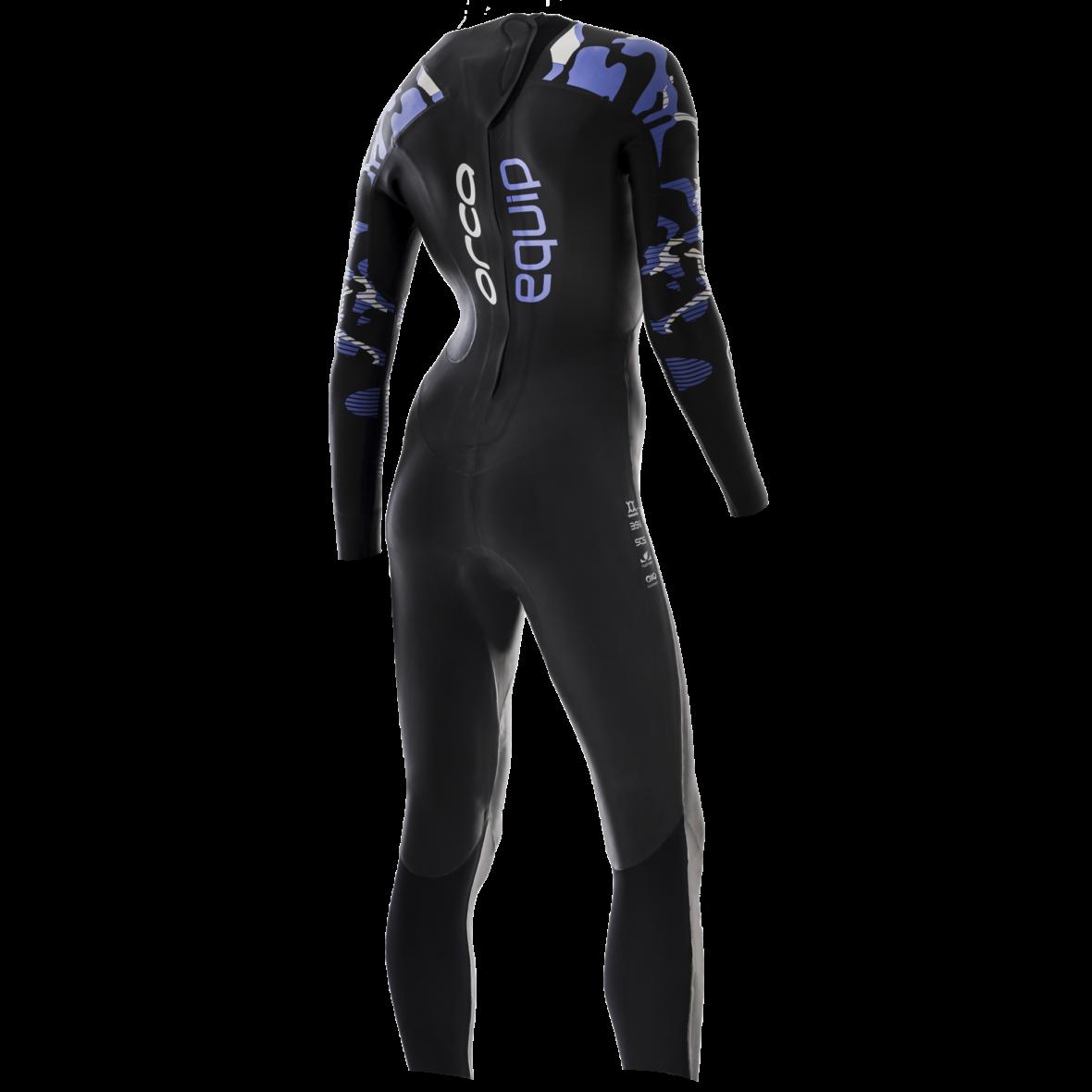 Orca Women S Equip Triathlon Wetsuit Justwetsuits Com
