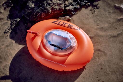 Zone3 High Visible Orange Donut Buoy