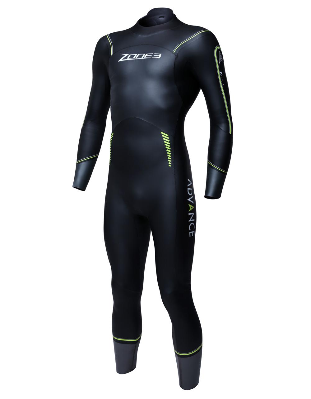 Men's Triathlon Wetsuit Carbon, Triathlon wetsuits - Arena