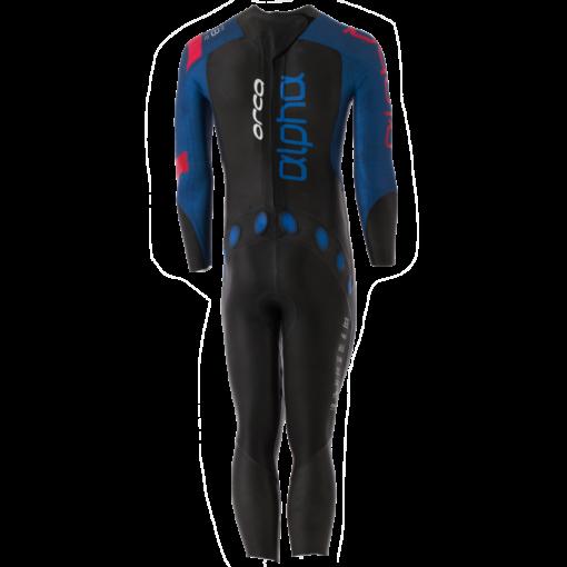 Orca Alpha Mens Triathlon Wetsuit