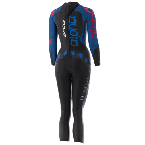 Orca Alpha Womens Triathlon Wetsuit