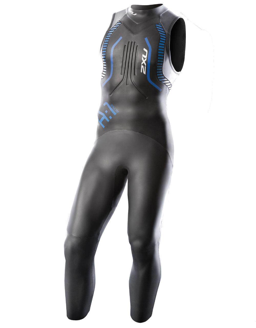 739c5c5b64 Buy 2XU Men s A 1 Active Sleeveless Triathlon Wetsuit