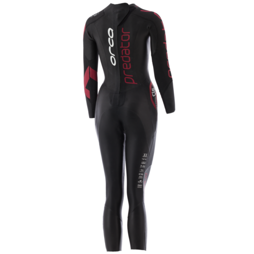 Orca Preditor womens Triathlon Wetsuit