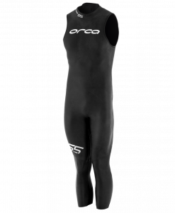 Men's Orca S5 Sleeveless Triathlon Wetsuit