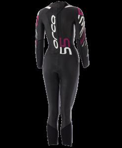 Orca S5 Womens triathlon wetsuit