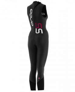 Orca S5 Womens sleeveless triathlon wetsuit