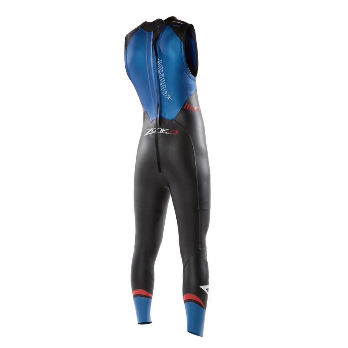 Buy Zone3 Vision Men s Sleeveless Triathlon Wetsuit  31d0b7941
