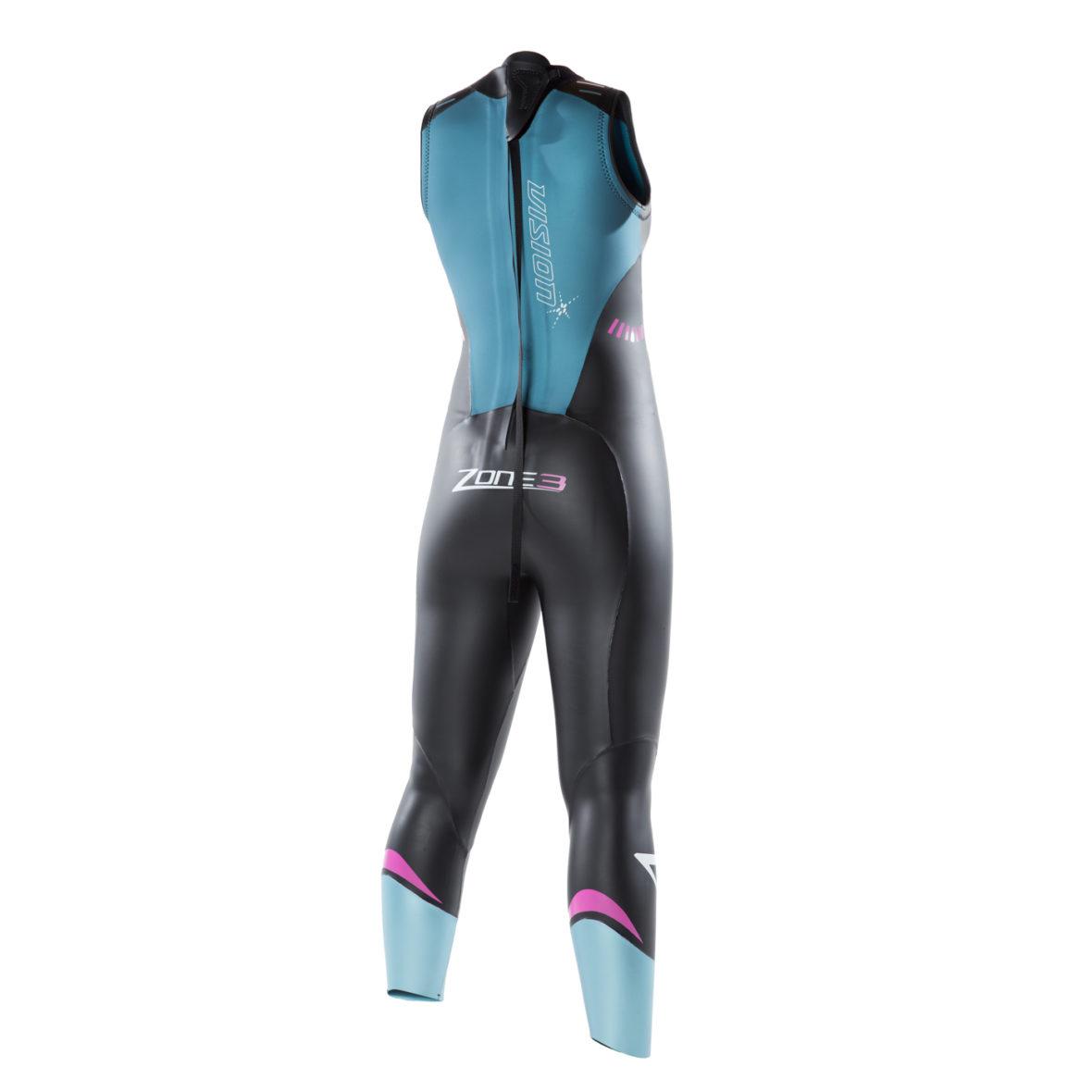 Zone3 Women s Sleeveless Triathlon wetsuit eabf5cfc2