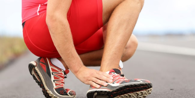 Triathlon Training Injuries