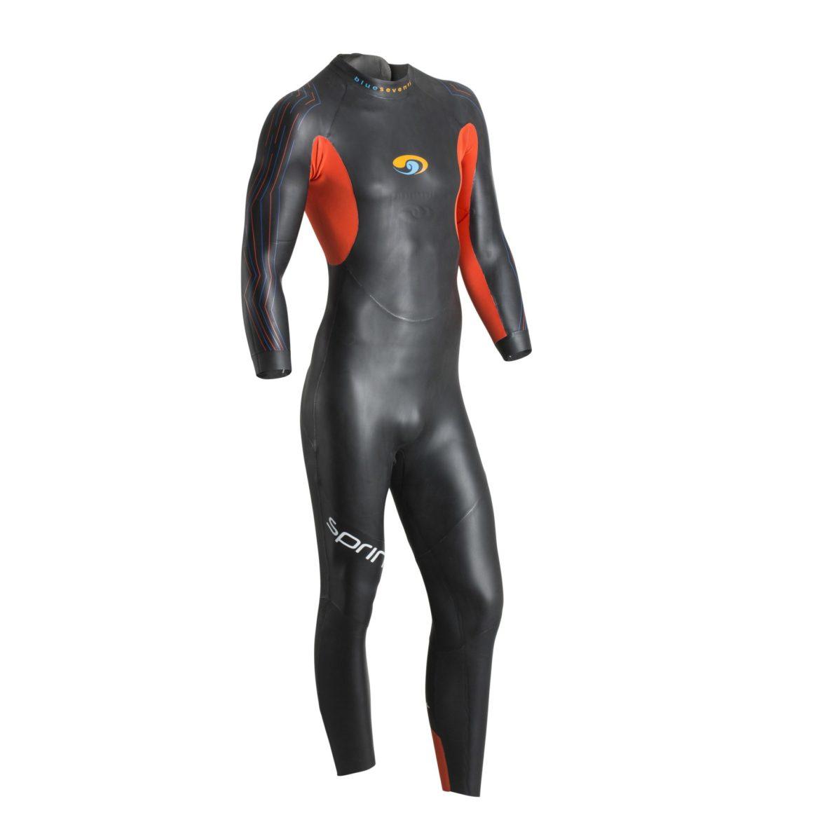 Blueseventy Fusion Full Sleeve Triathlon Wetsuit Men/'s