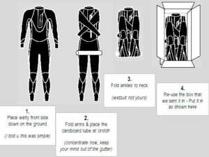 Wetsuit Tips