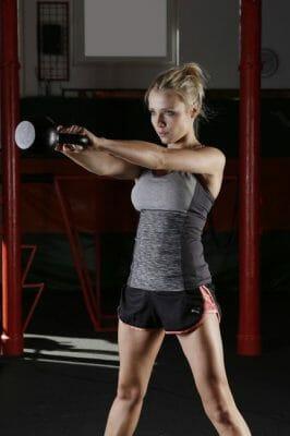 Lady Strength Training