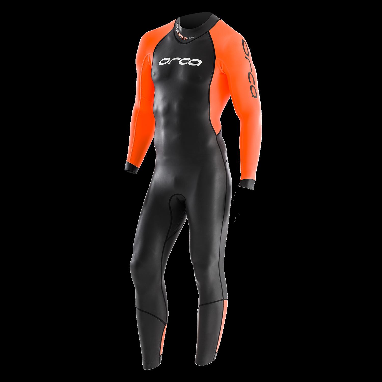 9264e30256 Orca Men's Open water one Piece Triathlon Wetsuit | Orca Triathlon ...