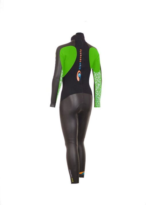 Blueseventy Torpedo Wetsuit Youth Back