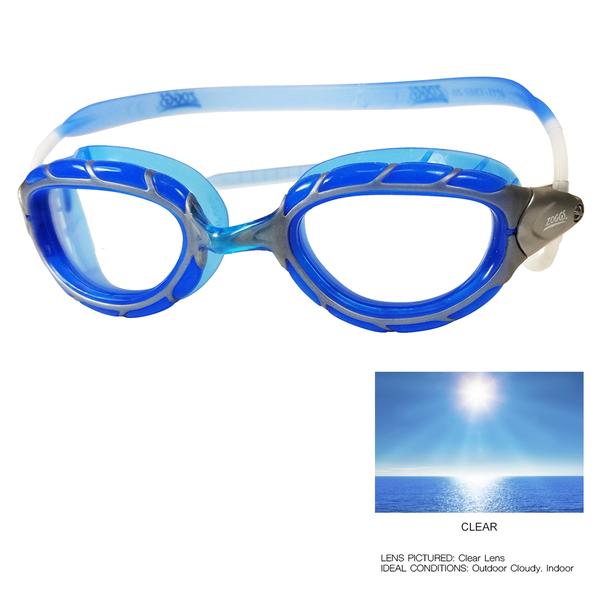 50a81939d9e Zoggs Predator Next Gen Swim Goggles