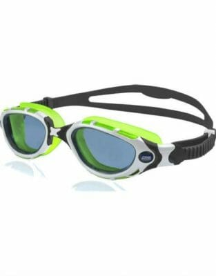 3. Zoggs Predator Flex Reactor Triathlon Swimming Goggles