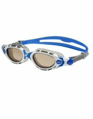 4. Zoggs Predator Polarized Triathlon Swimming goggles