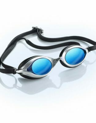 5. Sable WaterOptics Prescription 101MT Mirrored Goggles