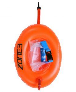 Zone3 Swim Buoy Dry Bag Mini Donut Float