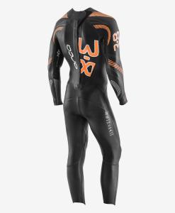 Orca 3.8 Men's Triathlon Wetsuit Back