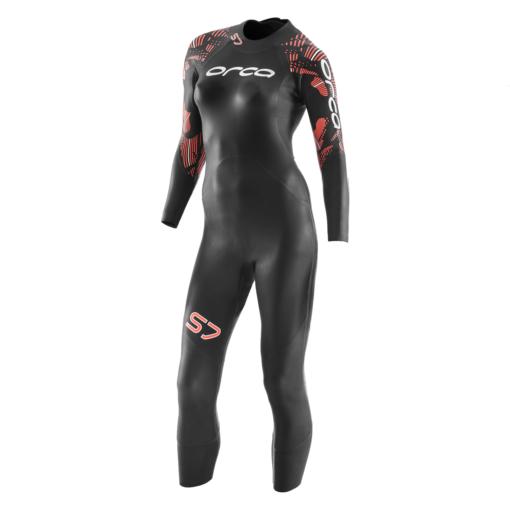 Orca S7 Women's Fullsleeve Triathlon Wetsuit