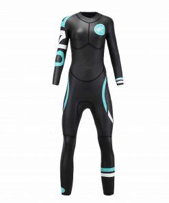 Rocket Science ONE's Women Long Sleeve Wetsuit